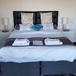 Room 4 complete with Robin Hoods Bay view