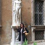 John in Italy, Roma