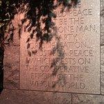 FDR Memorial Quotes