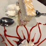So good, always!!! The desserts are excellent, especially the fried ice cream, flan, and tres le