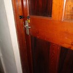 The room door lock!!!!!!
