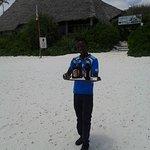 Matemwe Baharini Villas Aufnahme