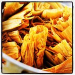 Hand crafted Tamales!!