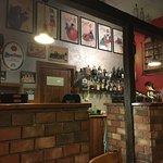 Neklid restaurant Foto