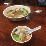 'Wonderful' Wor Won Ton Soup