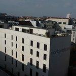 Blick vom Hotel Zoe by Amano aus