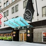 Hotel Mela Times Square exterior front entrance