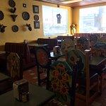 Taco King interior, Fairbanks, AK