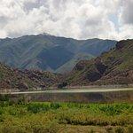 Laguna de Brealito en Su Base