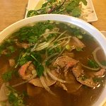 Very good Pho.  They make their own Pho stock. Service and food were great! Next time I'll get a