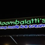 Foto de Boombalatti's Homemade Ice Cream