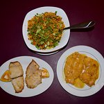 Hearty & tasty main courses