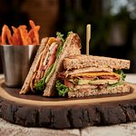 California Chicken Sandwich - One of many delicious artisan sandwiches.