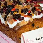 Nooks & Crannies Iced Fruit Loaf