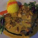 Chicken curry.....
