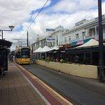 Glenelg Tram Photo