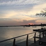Beautiful sunsets; nice restaurants where you can enjoy them