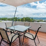 2 Bedroom Penthouse Balcony