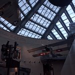 Planes in the main hall