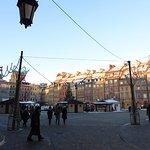 Photo de Place du marché de la vieille ville (Rynek Starego Miasta)