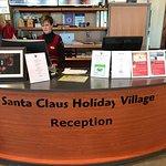 Photo of Santa Claus Holiday Village