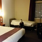 Photo de Premier Inn London County Hall Hotel