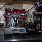 Cafe con Leche machine