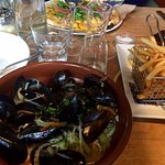 Moules & Frites!