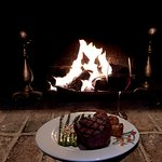 Rudy's Steakhouse Fireside Dining