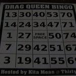 Buy a drink get a Bingo card!