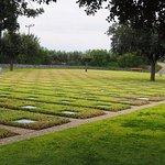 German World War II Cemetery in Maleme, Chania, Crete