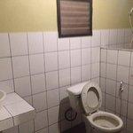 Very large bathrooms