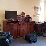 Executive Room Lounge Area