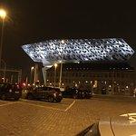 Photo of Antwerp's Port