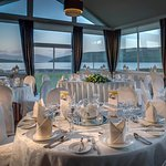 Enjoy your wedding day, from smaller intimate settings to our larger Skellig Suite.