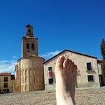 Vistas desde la iglesia de San Martín