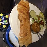 Way to India's special Dosa