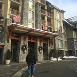 Foto de Pan Pacific Whistler Village Centre