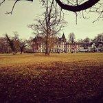 Der Park und das Schloss
