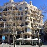 Gaudi's Residence