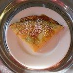Crepe Suzette with a Caramel Citrus sauce for brunch