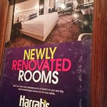 ad for newer rooms