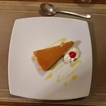 Cocount Flan one of a kind never had it and was so good.