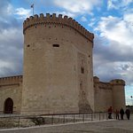 Castillo de Arévalo, exterior