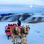 Saddleback Ranch Sled Ride to Dinner