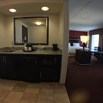 Hampton Inn and Suites Detroit/Airport-Romulus Foto