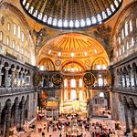 Inside St.Sophia Istanbul Guided Private Tours