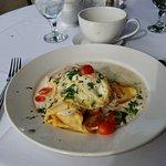 Egg & Ham Crepe