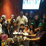 Great Birthday Celebration at your Place! This photo was captured by Mr. Haris!