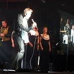 Performing Elvis Remembered.